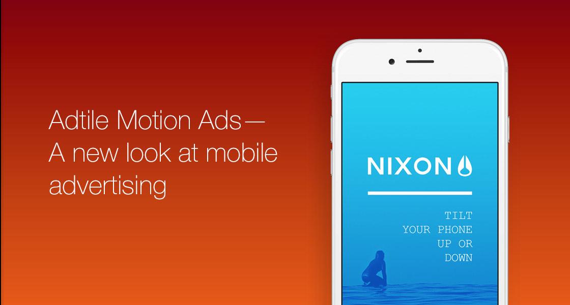 Adtile Motion Ads